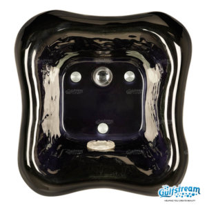 La Fleur Glass Bowl_UpdateAug2018_Black1