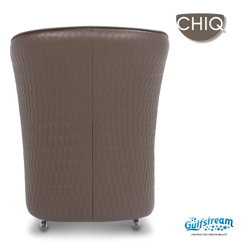 Gs9057 U2013 Chiq Quilted Tube Chair