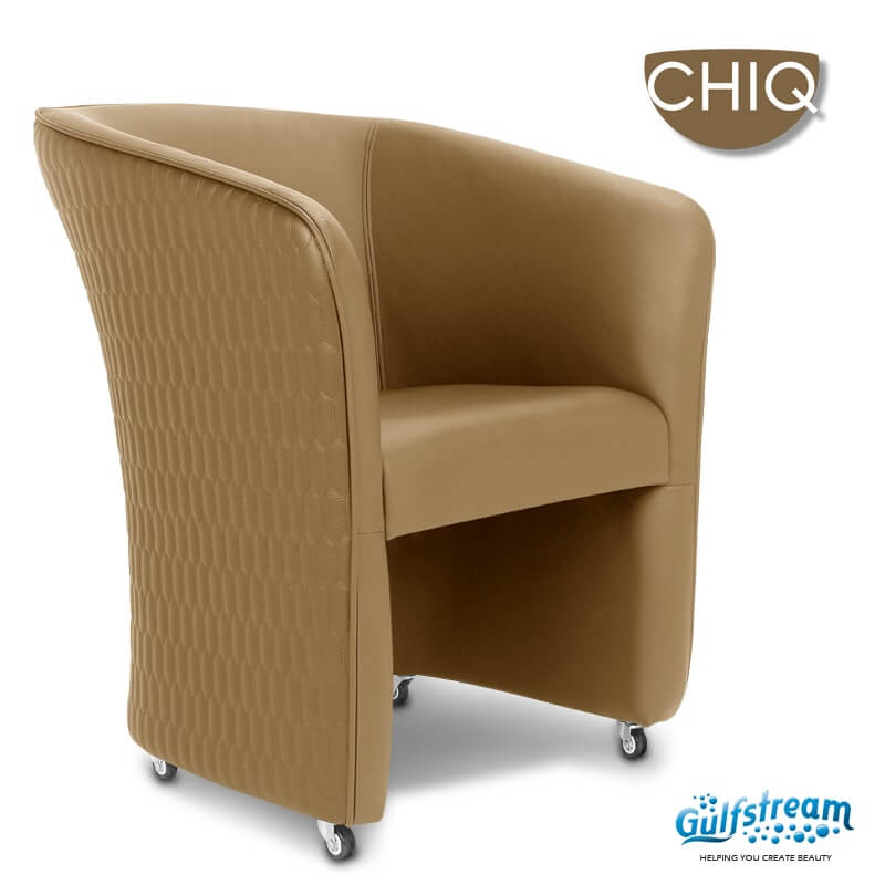 Gs Chiq Quilted Tube Chair Gulfstream Inc - Tube chair