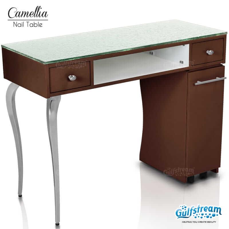 Camellia Single Nail Table Gulfstream Inc