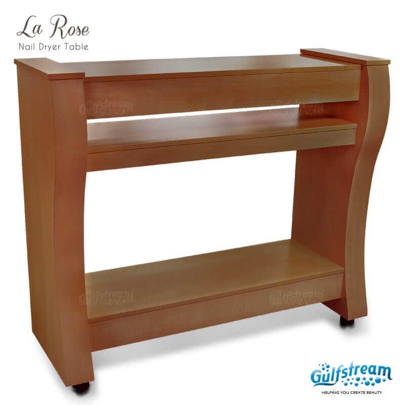 La Rose Nail Dryer Table 67.5″   Gulfstream Inc.