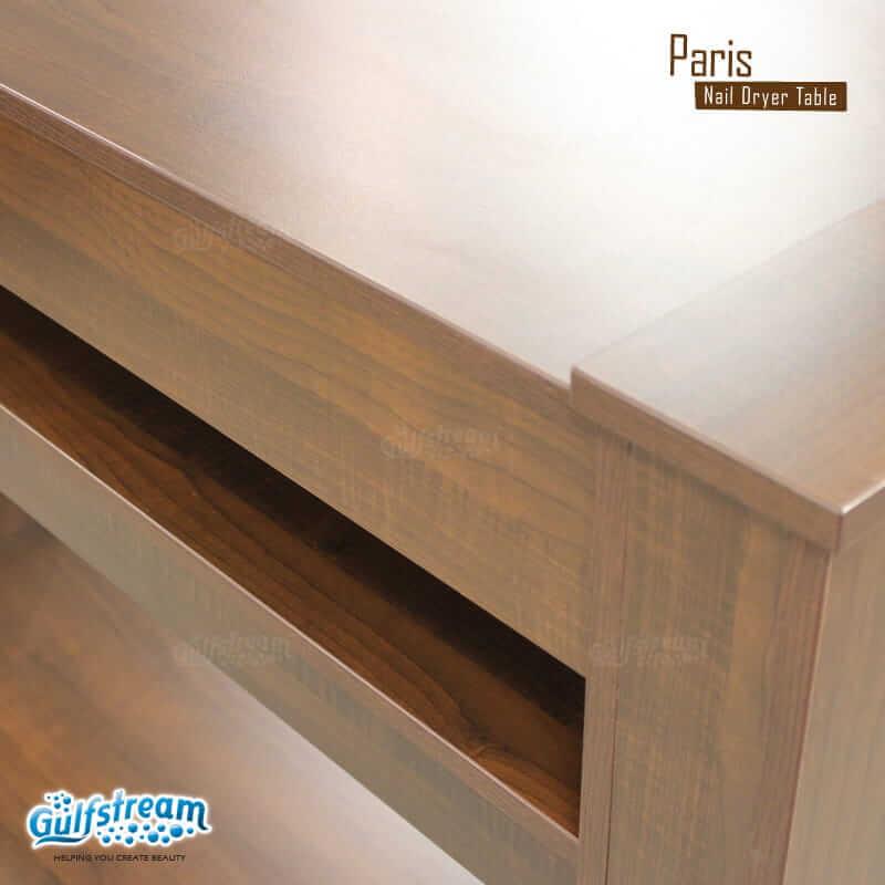 Paris Nail Dryer Table 67.5″ | Gulfstream Inc.