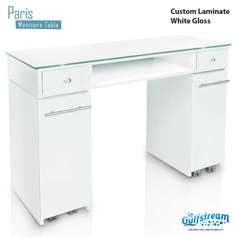 Paris Single Nail Table | Gulfstream Inc.