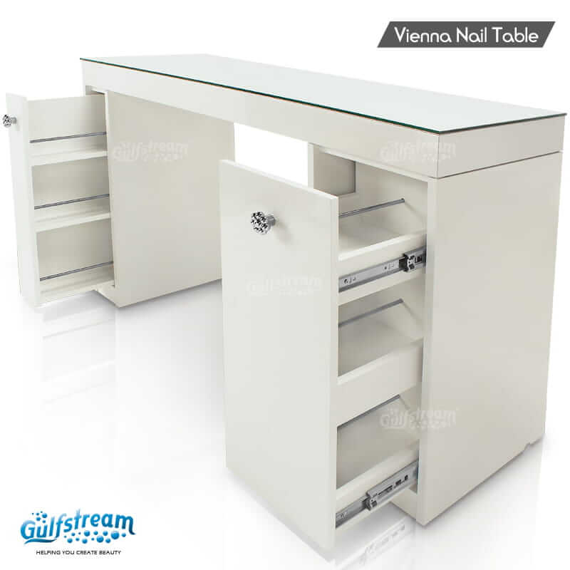 Vienna Single Nail Table | Gulfstream Inc.