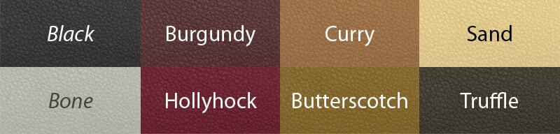 Upholstery Color Options