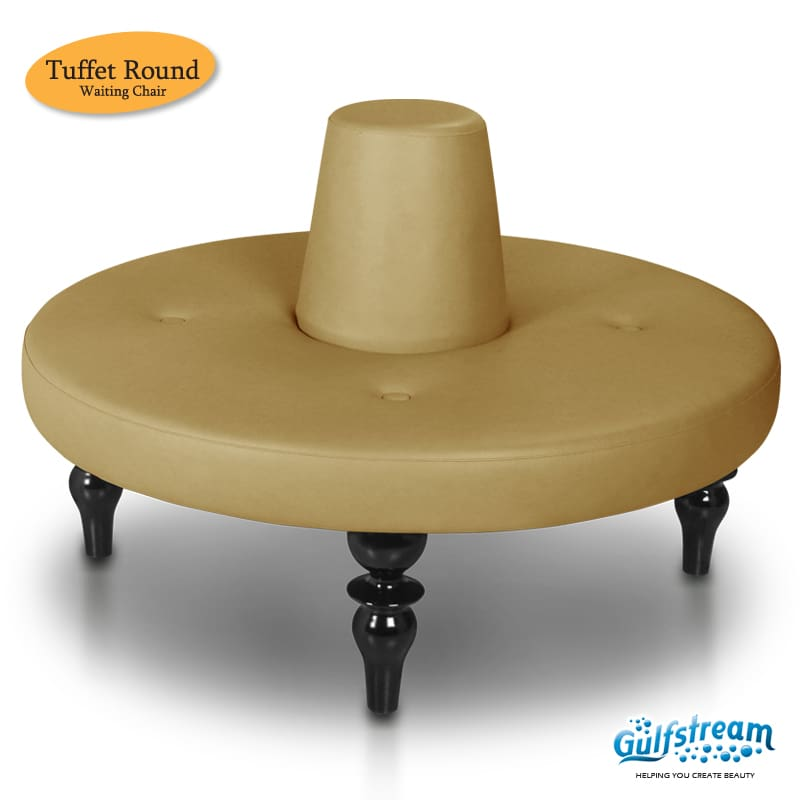 Tuffet Round Waiting Chair Gulfstream Inc
