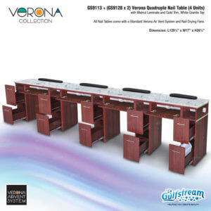 GS9113   (GS9128 x 2)_Verona Quadruple Nail Table_Nov2019-3