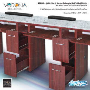 GS9113   (GS9128 x 3)_Verona Quintuple Nail Table_Nov2019_4