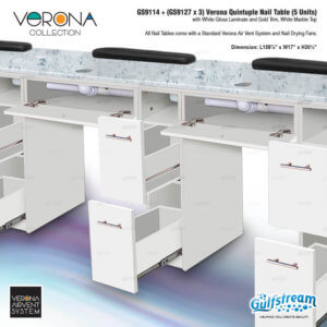 GS9114   (GS9127 x 3) Verona Quintuple Nail Table_Nov2019_3
