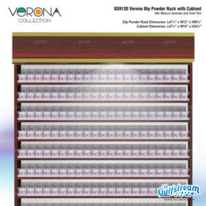 GS9120 Verona Dip Powder Rack with Cabinet_Nov2019_1